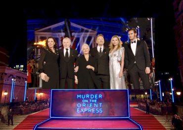 World Premiere Murder on the Orient Express