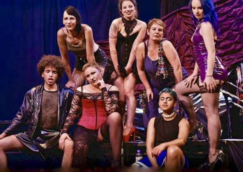 Sex Workers Sing in Own Musical