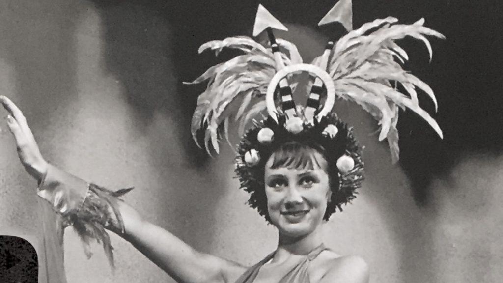 Sixties Soho Dancing Nudes