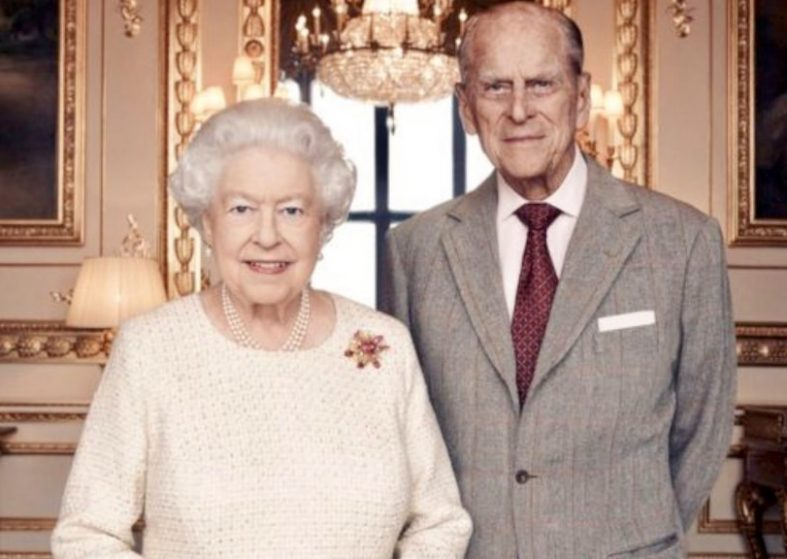 Queen Elizabeth Prince Philip 70th Wedding Anniversary
