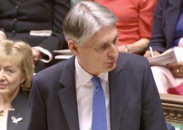 Philip Hammond Chancellor