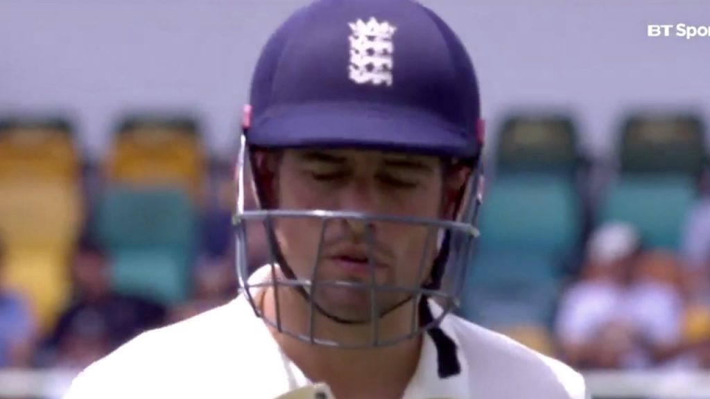 Ashes: Nightmare Start For England