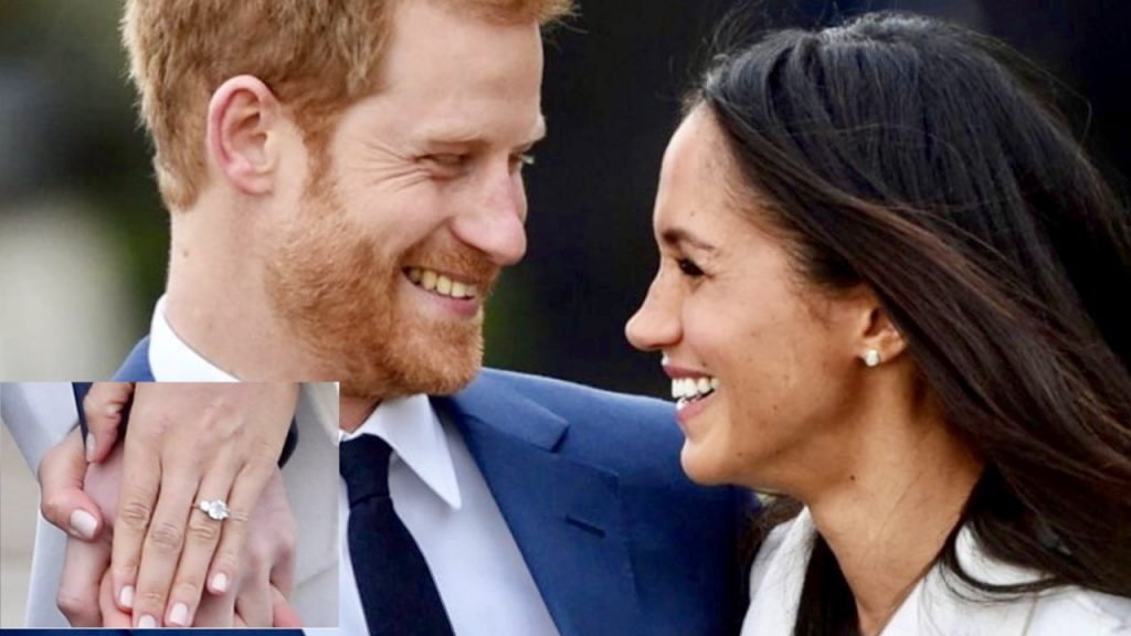 Harry and Meghan to Marry Live