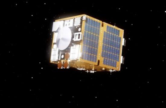 Space Junk Mission Prepares for Launch