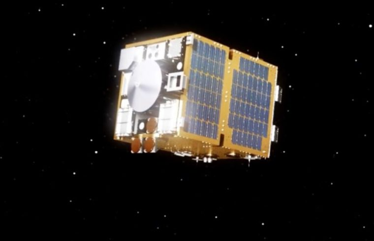 Space Junk Mission Prepares for Launch