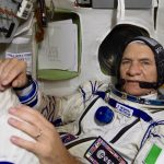 Paolo Nespoli Returns to Earth