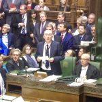 Speaker confirms
