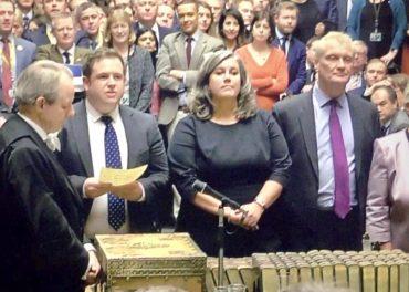 LIVE Parliament Over EU Withdrawal Bill - rebel revolt