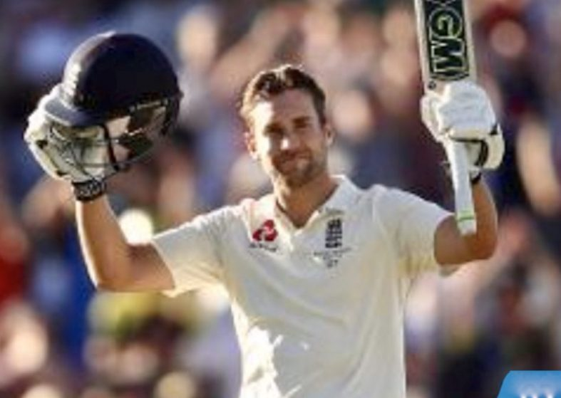 Ashes: Malan Hits Maiden Test Century