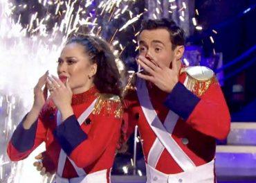 Strictly 2017 Winners Joe and Katya