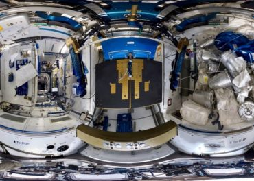Space Station 360: Tranquility