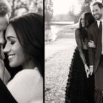 Prince Harry and Meghan Markle Engageme