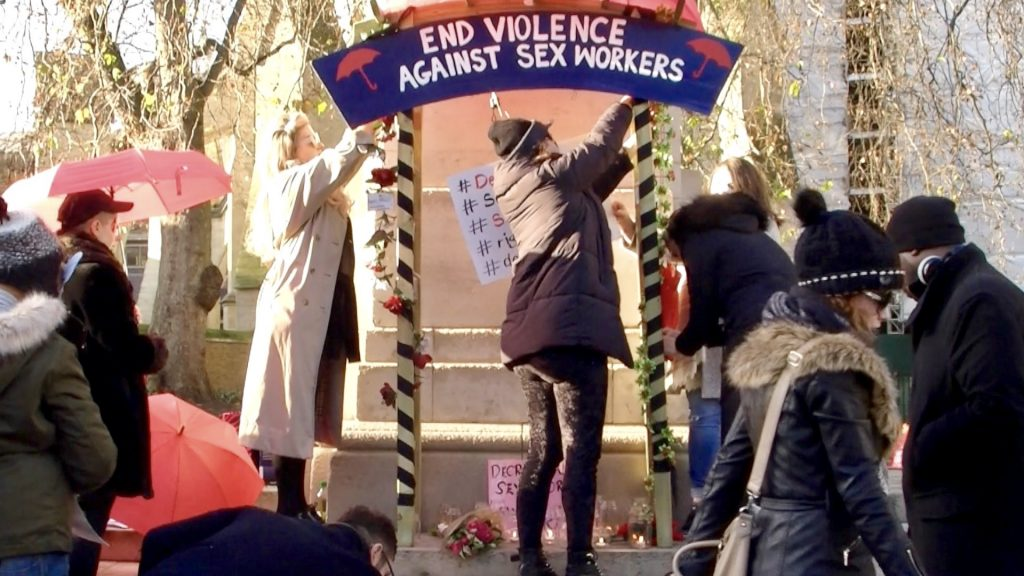 End Violence Against Sex Workers