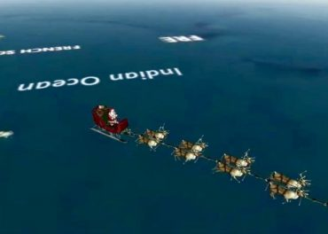 Santa Tracker Live