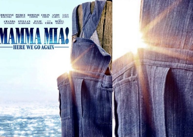 Mama Mia! Here We Go Again trailer