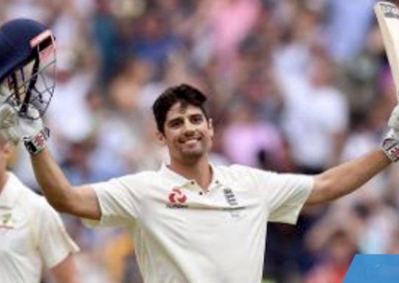 Cook Strikes Australia With Double Ton