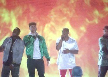 Rak-Su Crowned X Factor Winners