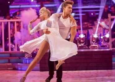 Strictly: Mollie and AJ
