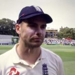 James Anderson first maiden five