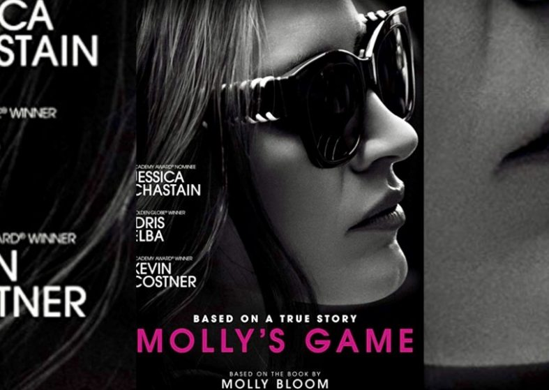 Molly's Game Trailer