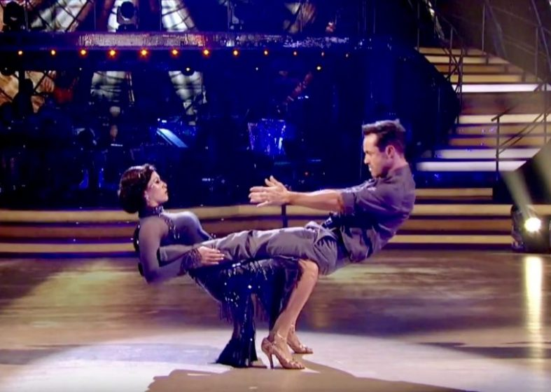 Strictly: Joe and Katya Argentine Tango