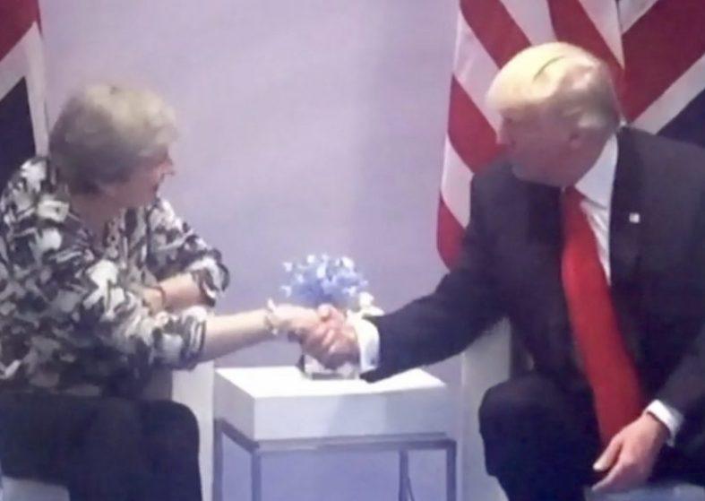 Should Donald Trump Come to Britain - VOTE