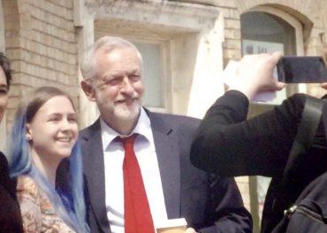Jeremy Corbyn's Hip Hop New Year Video