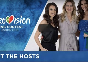 Eurovision 2018 Meet The Hosts