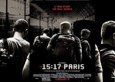 The 15:17 To Paris Trailer
