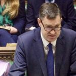 David Gauke MP Justice Sec of State