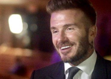 David Beckham Launches Miami League Soccer Team