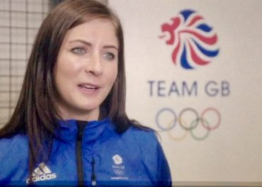 Team GB: Curling Queen Eve Muirhead Talks Golf
