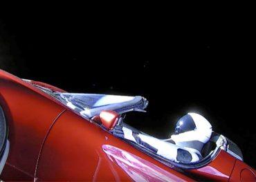 Live Views of Starman Replay