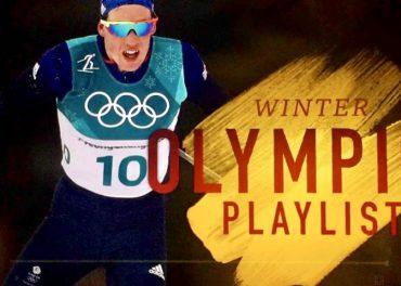 Winter Olympics Day 2