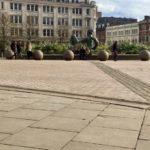 Victoria Square will host basketball