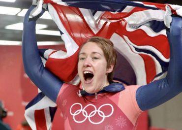 GB's Yarnold Wins Skeleton Gold