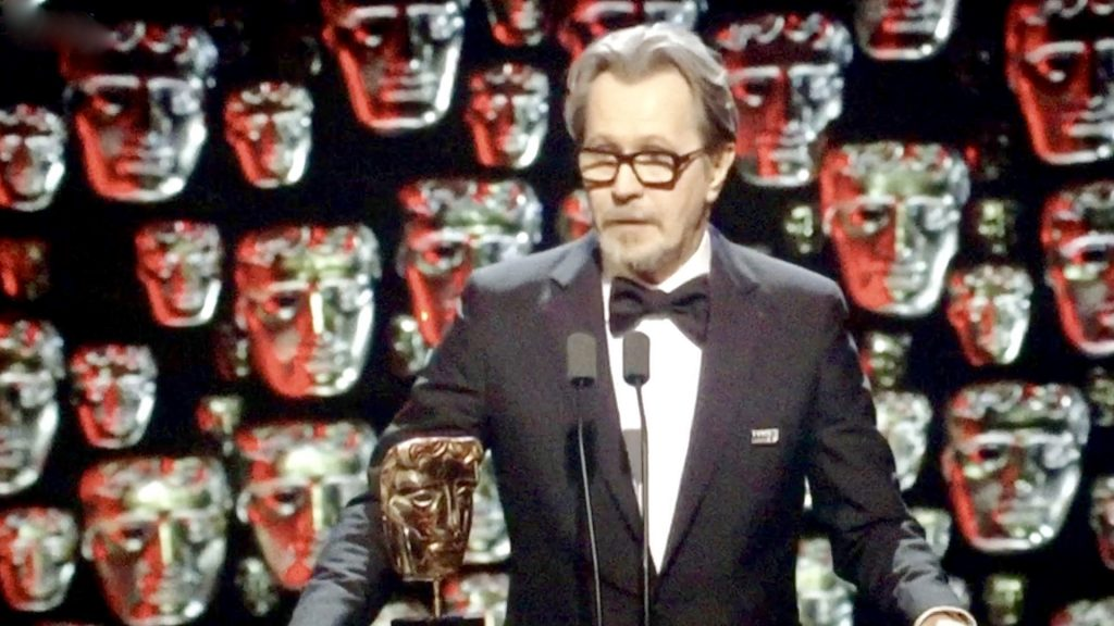 Bafta Awards 2018: Leading Actor Gary Oldman