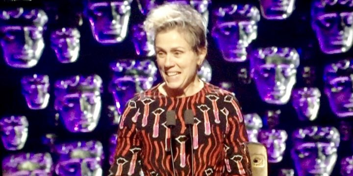 Bafta Awards 2018: Leading Actress Frances McDormand