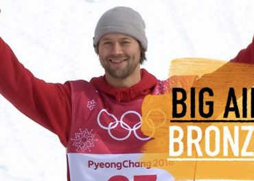 Winter Olympics: Billy Morgan Wins Historic Bronze