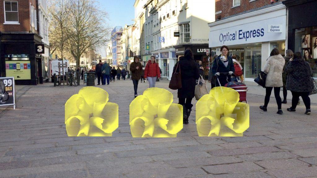 Mustard Making Goes On in Norwich