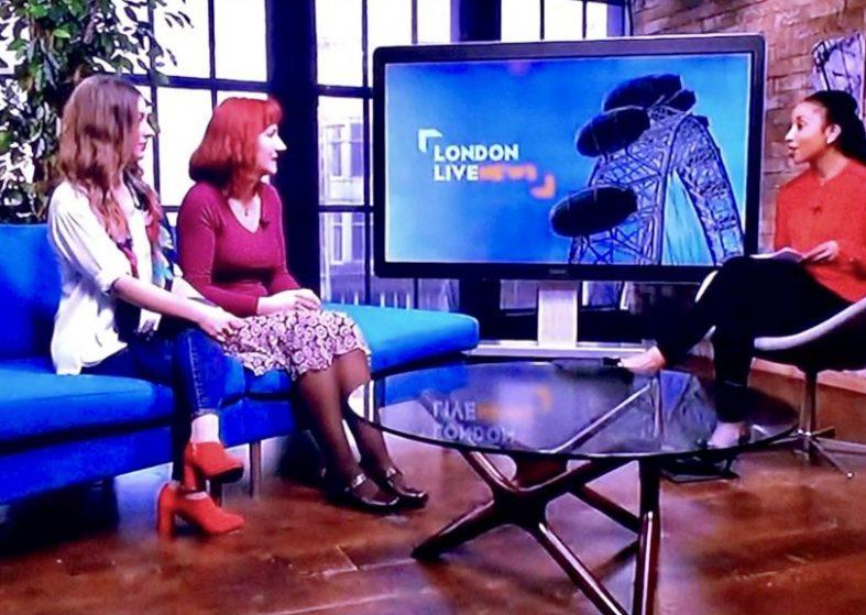 Citizen Journalism Competition Meets London Live TV