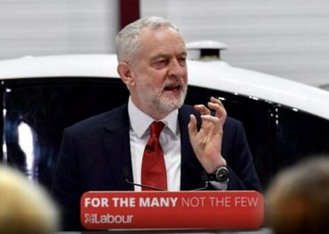 Jeremy Corbyn Backs Customs Union After Brexit