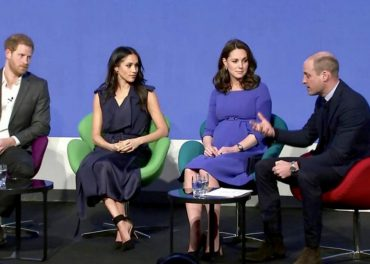 Meghan Markle on #MeToo and #TimesUp