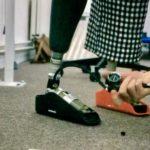 checking hi-tech boots