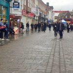 quiet streets of Salisbury