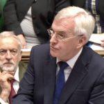 John McDonnell Labour