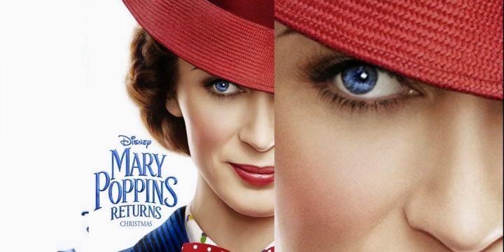 Mary Poppins Returns Teaser