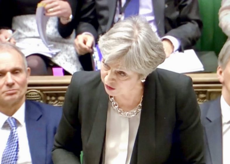 PMQs: Cambridge Analytica Challenge