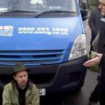 protestors arrested