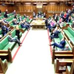 Parliament told of NHS pay increase